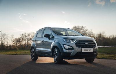 Ford EcoSport, czyli funkcjonalność i ekonomia w rozsądnej cenie