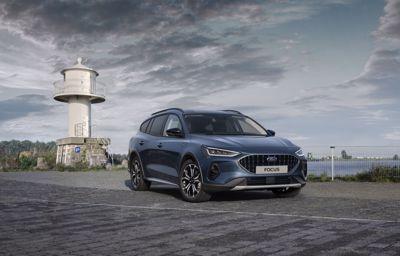 Nowy Ford Focus - wyraziste wzornictwo w powiększonej gamie wersji