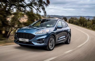Ford Kuga PHEV - dodatkowe informacje