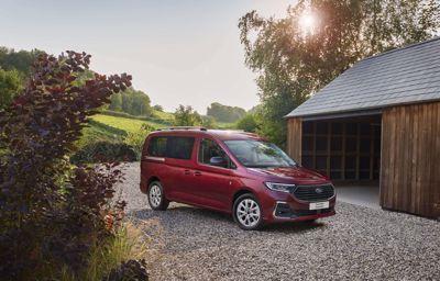 Ford prezentuje zupełnie nowy samochód Tourneo Connect