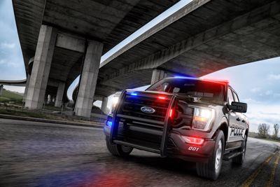 Nowy Ford F-150 specjalnie dla amerykańskich organów ścigania