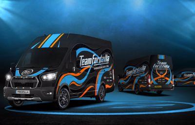 Team Fordzilla rusza na wirtualne targi gamescom z Mustangiem Mach-E GT jako nagrodą