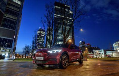 Ford zaprasza na Fleet Electric Day 2021