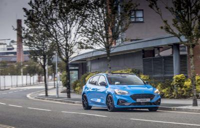 Ford przedstawia fanom sportowych osiągów Focusa ST Edition