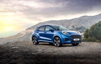 Ford Puma wygrywa test porównawczy magazynu Auto Świat