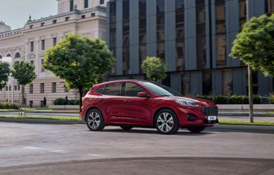 Ford Kuga PHEV w programie Ford Wynajem już za 889 PLN netto/miesięcznie