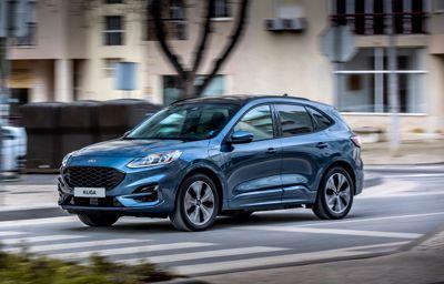 Ford Kuga PHEV - dowiedz się więcej