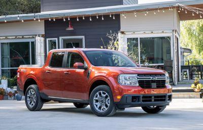 Nowy Ford Maverick - model 2022 roku