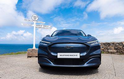 Rekord świata w ekonomicznej jeździe Mustanga Mach-E