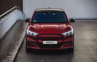 Ford Mustang Mach-E vs Mercedes EQC