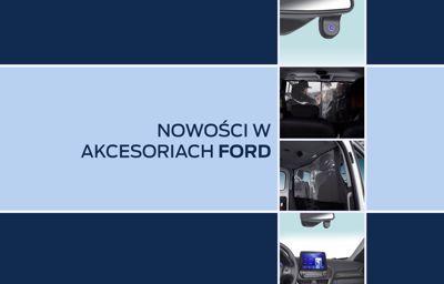 Nowe akcesoria firmy Ford
