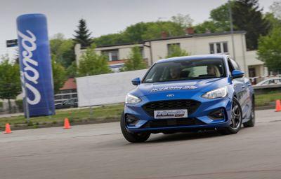 Program edukacyjny Ford Driving Skills for Life