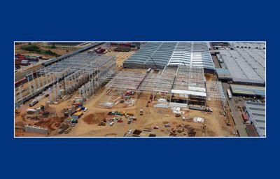 Ford inwestuje 1 miliard dolarów (15,8 mld randów RPA) w modernizację i rozbudowę południowoafrykańskiej fabryki nowego Rangera, zwiększając zatrudnienie o 1 200 osób.