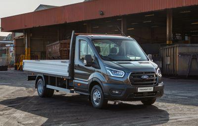 Ford Transit Custom i Tourneo Custom w wersjach Active&Trail