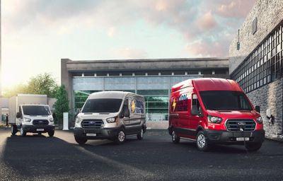 Narzędzia do zarządzania flotą pojazdów skomunikowanych firmy Ford podnoszą efektywność i bezpieczeństwo flot samochodów elektrycznych.