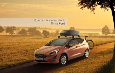Nowości w akcesoriach Ford