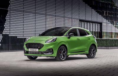 Poznaj Nowy Ford Puma ST
