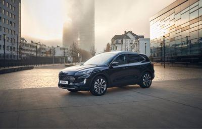 Ford Kuga Hybrid - Klienci zdecydowani na dołączenie do elektrycznej rewolucji