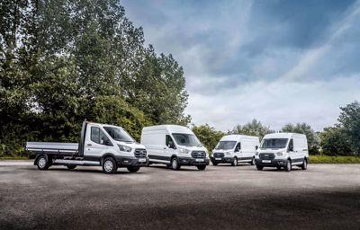 Ford E-Transit wjeżdża na europejskie drogi!