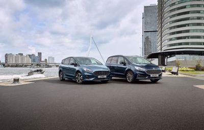 Ford Galaxy i S-Max – czy warto kupić minivana?