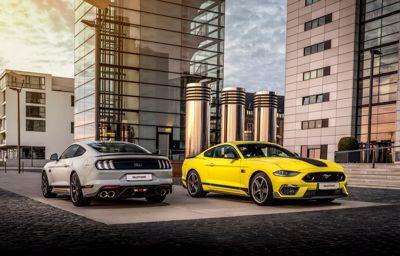 Ford Mustang bestsellerem roku 2020