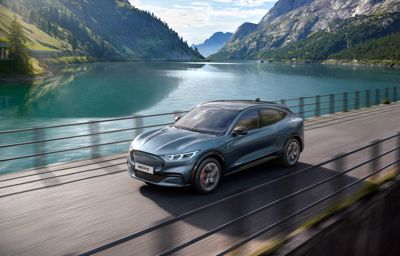 Samochody elektryczne od Forda