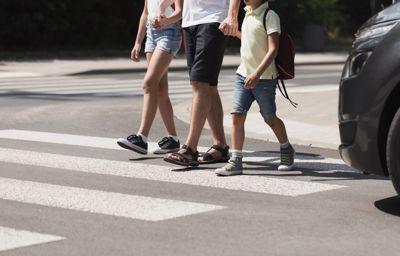 Jak działa system ochrony pieszych w samochodach?