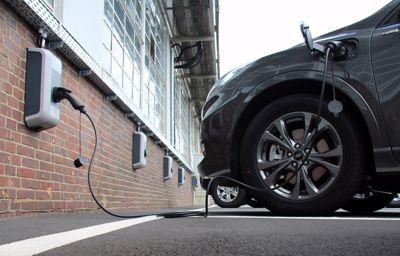 Pojazdy zelektryfikowane Forda w USA