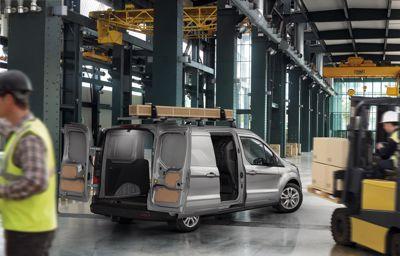 Ford Transit - auta dostawcze nie tylko dla profesjonalistów