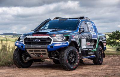 Terenowy potwór Forda - Ranger Cross Country