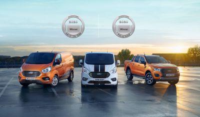 Nagrody Forda w konkursach IVOTY i IPUA