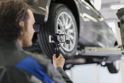Ford Video Check - zobacz jak działa serwis Forda