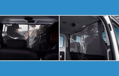 Przegrody ochronne dla Ford Transit i Custom!
