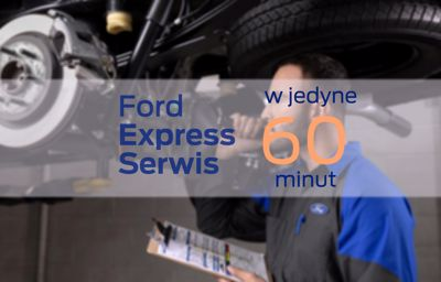 Ford Express Serwis