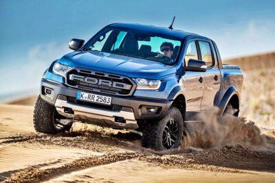 Ford Liderem wsród samochodów dostawczych!