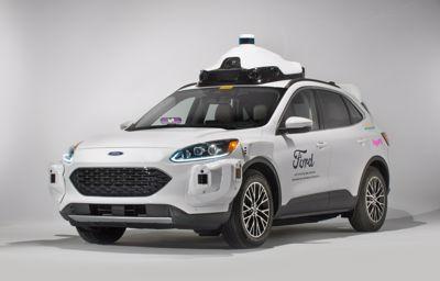 Argo AI i Ford wprowadzą samochody autonomiczne w sieci Lyft do końca 2021 roku