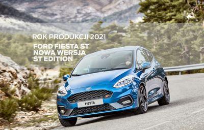 Nowa Fiesta ST Edition