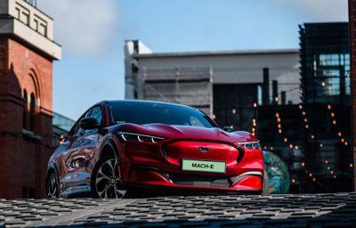 Mustang Mach-E - Fleet Electric Day 2021