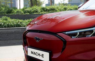 Mustang Mach-E i bezprzewodowe aktualizacje