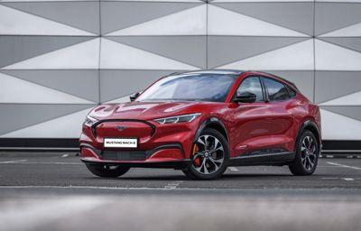 Ogromny sukces Forda. Polska pula całkowicie elektrycznego Mustanga Mach-E wyprzedana