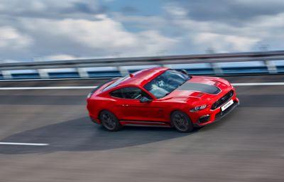 Ford Mustang MACH 1 w akcji