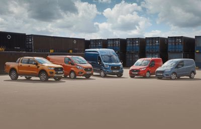 Ford liderem rynku samochodów użytkowych i minibusów w Polsce.