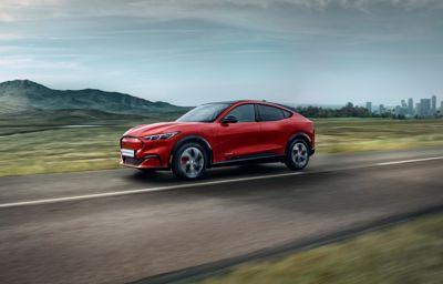 Ford Wynajem: Mustang Mach-E