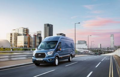 Nowy Ford Transit - 5 ton