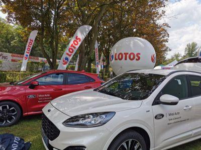 Ford Mirai Auto na Mistrzostwach Polski w Tenisie