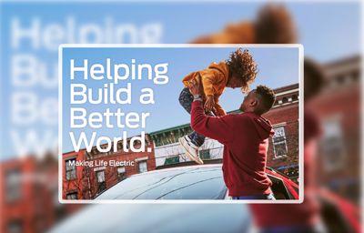 Budowanie lepszego świata - Ford ogłasza kroki w kierunku neutralności