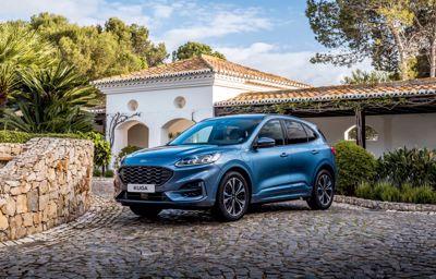 Ford Kuga PHEV - komfort i bezpieczeństwo w trasie