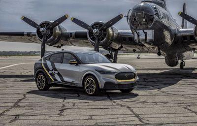 Specjalny egzemplarz Mustanga Mach-E