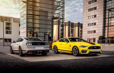 Nowy Ford Mustang Mach 1