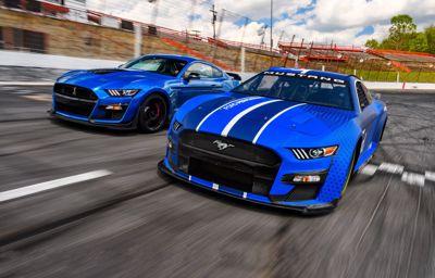 Nowa generacja Mustanga w NASCAR